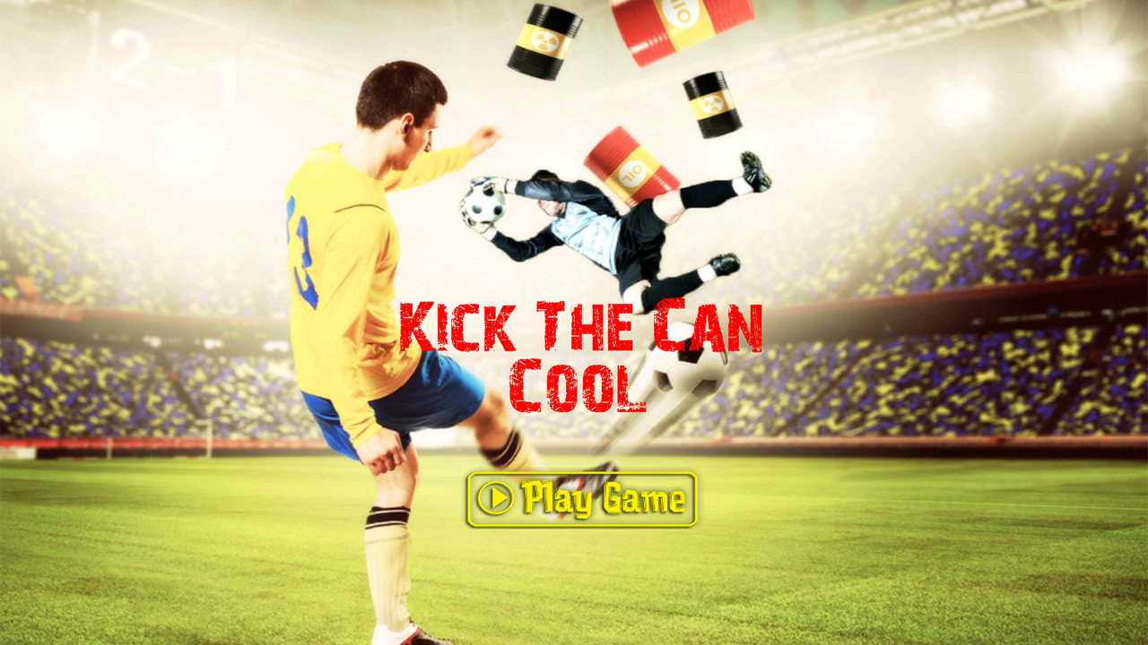 Kick The Can Cool vs Keepers- screenshot