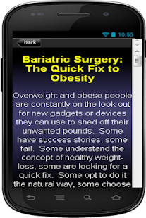 Bariatric Surgery - screenshot thumbnail