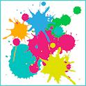 Paint Splash Live Wallpaper icon
