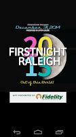 Screenshot of First Night Raleigh 2015