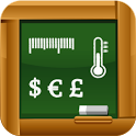 Unit Converter for Tablets icon