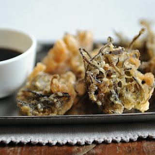 Seaweed Tempura.