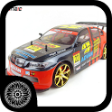 RC DRIFT CARS icon