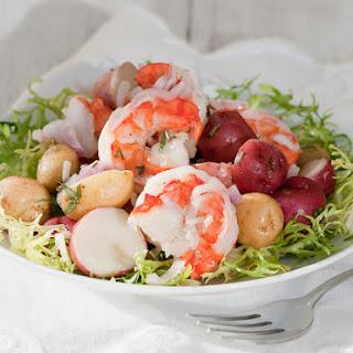 Shrimp and New Potato Salad