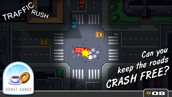Traffic Rush- screenshot thumbnail