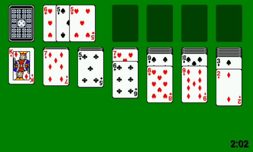 Easy Solitaire Four Games