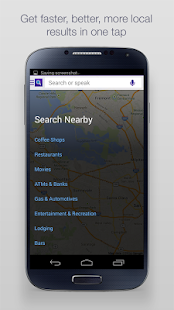 Yahoo Search - screenshot thumbnail