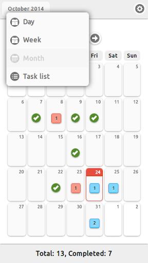 Keep Your List Todo-Calendar