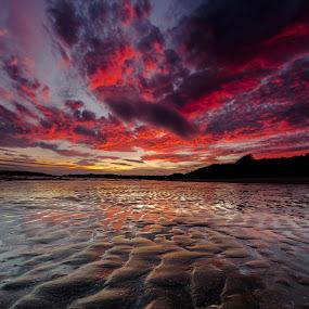 by Ben Leng - Landscapes Sunsets & Sunrises