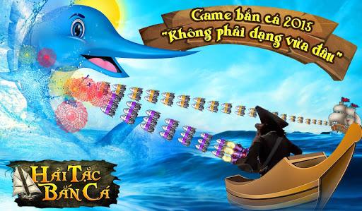 Hải Tặc Bắn Cá - Ban Ca Online
