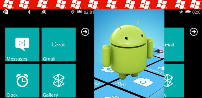 Windows Phone 7 Launcher Pro