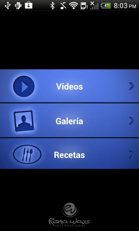 RENAapp Venezuela - screenshot