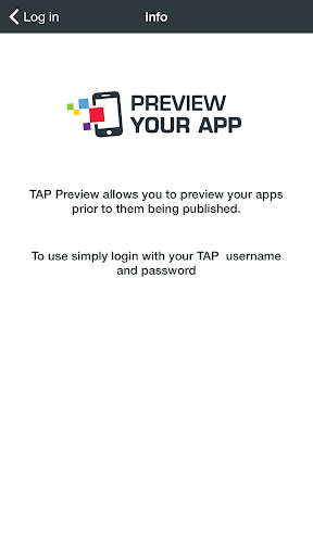 TAP Preview