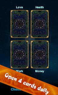 Daily Tarot Fortune Teller