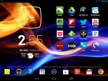 Minimal Clock Screenshot 8