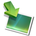 Export to Wallpaper icon