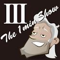 The 1min Show 3 icon
