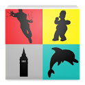 Guess The Shadow Quiz icon