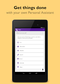 Indigo Virtual Assistant Screenshot 1