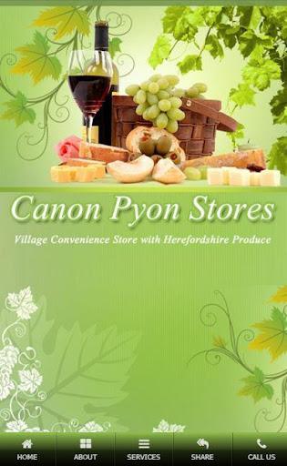Canon Pyon Stores