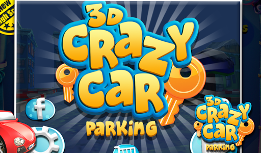 3D Crazy Car Parking v1.0.5