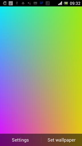Just Colors Wallpaper