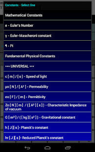Scientific Calculator- screenshot thumbnail