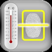 Body Temperature Finger Prank