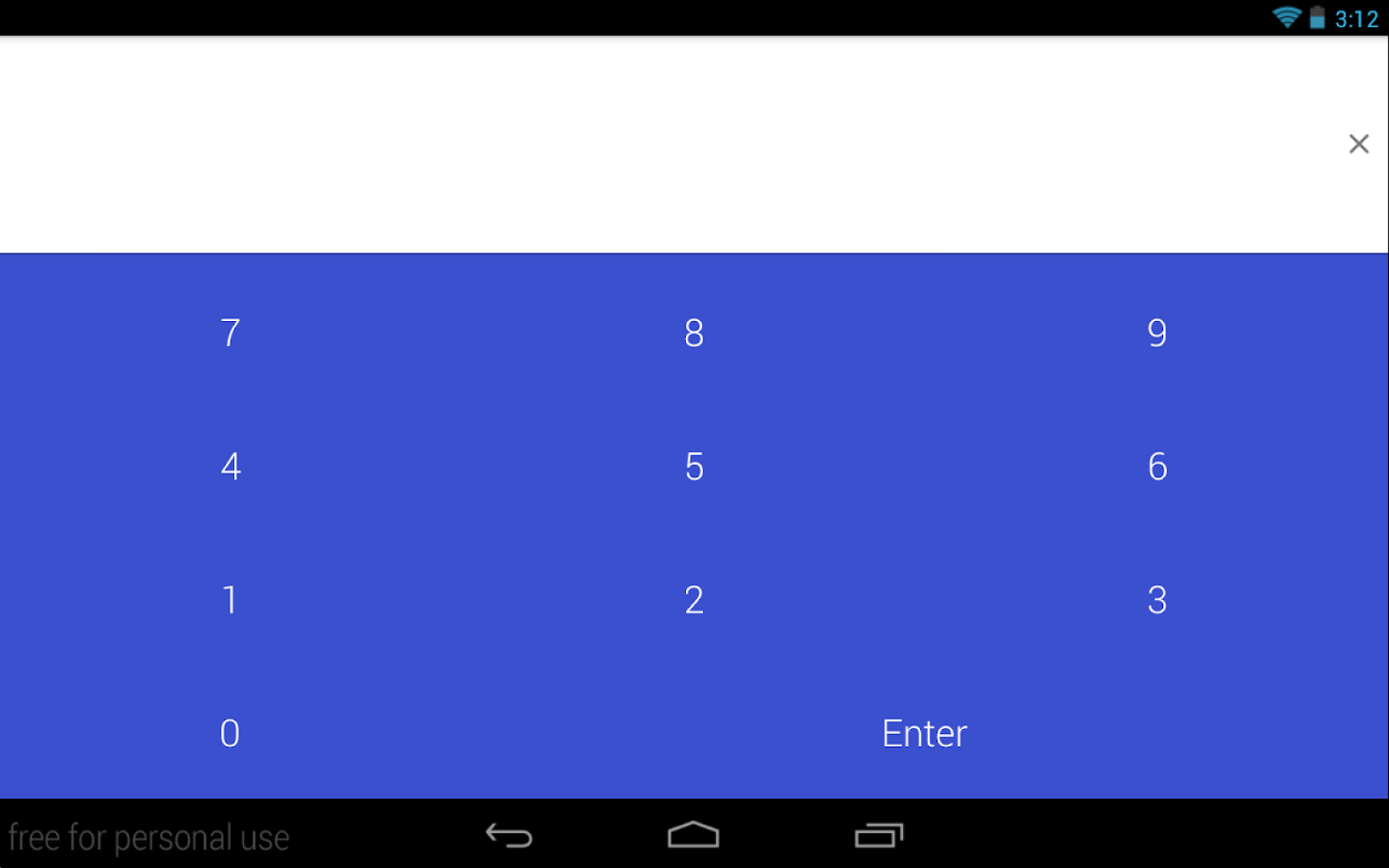 Math Duel for Chromecast- screenshot