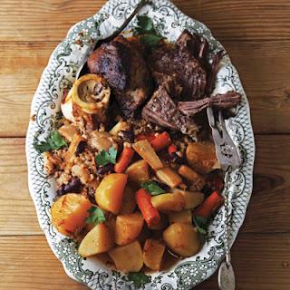 Cholent (Beef Stew)