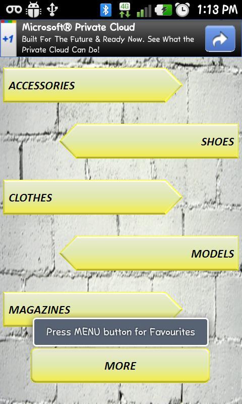 Fashion Magazines Collection- screenshot