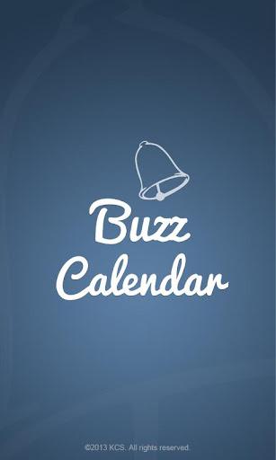 Buzz Calendar