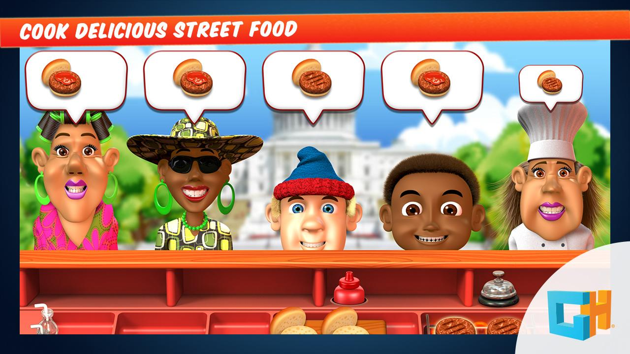 Game to cook - Tap To Cook Screenshot