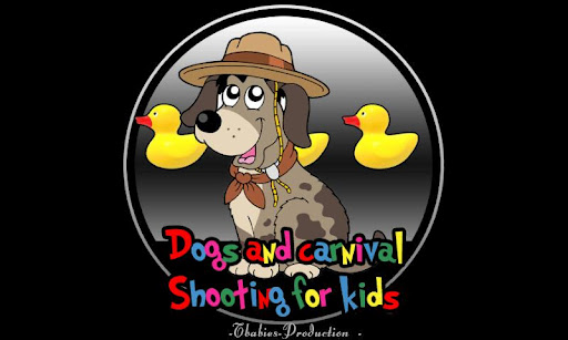 carnival shooting dogs
