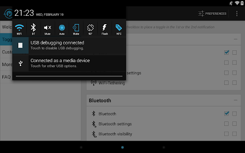 Notification Toggle Screenshot 12