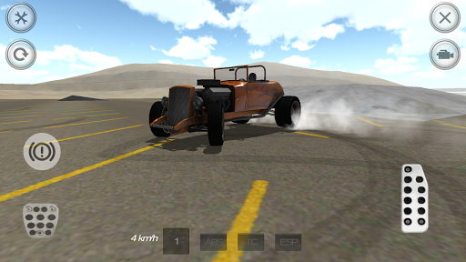 Roadster Simulator