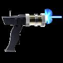 Laser Gun HD! logo
