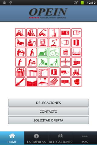 OPEIN- screenshot