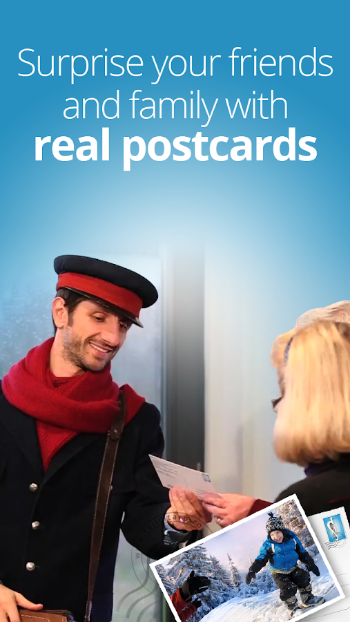 Felicitaro: Best Postcards App- screenshot