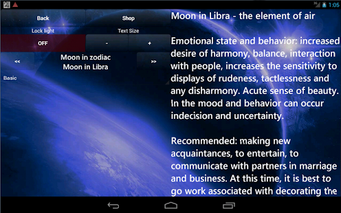 Lunar Calendar. Health- screenshot thumbnail