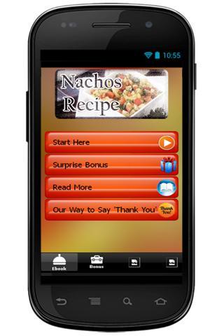 Recipe For Nachos