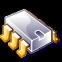 Real IC Footprint icon