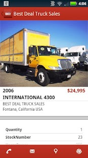Best Deal Truck Sales - screenshot thumbnail