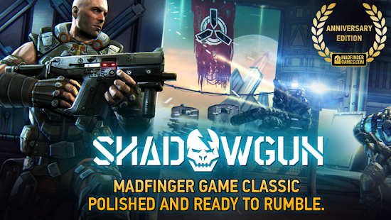SHADOWGUN- screenshot thumbnail