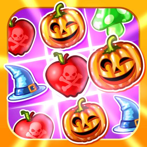 無料ゲーム:魔女のパズル‐史上最高のマッチ3ゲーム 解謎 App LOGO-APP試玩