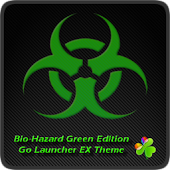 Bio-Hazard Green Go Launcher
