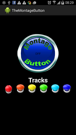 The Montage Music Button
