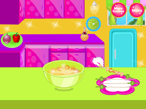 烤牛排烹飪遊戲|玩休閒App免費|玩APPs