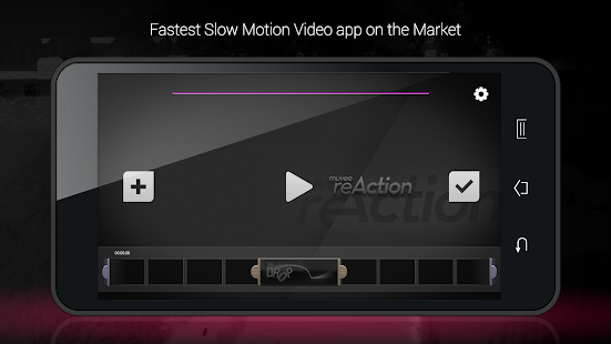 ReAction Slow Motion Video|玩媒體與影片App免費|玩APPs
