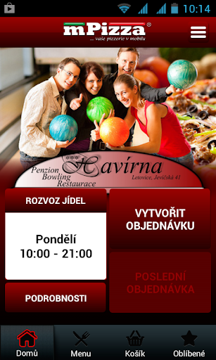 Restaurace Havírna
